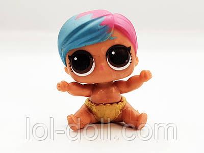 Кукла LOL Surprise 4 Серия Lil Splatters - Клякса Under Wraps Лол Сюрприз Без Шара Оригинал