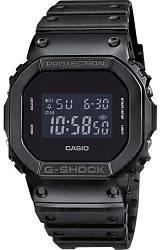 Наручные мужские часы Casio DW-5600BB-1ER оригинал