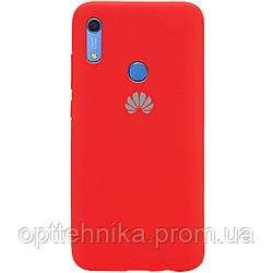 Чехол Silicone Cover Full Protective (AA) для Huawei Y6s (2019)