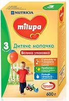 Cуміш молочна суха Milupa 3, 600г