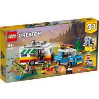 Конструктор LEGO Creator Отпуск в доме на колесах 766 деталей (31108)