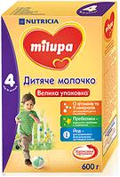 Суміш молочна суха Milupa 4, 600 г