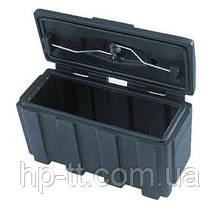 Инструментальный ящик AL-KO навесной пластик черный 1211807