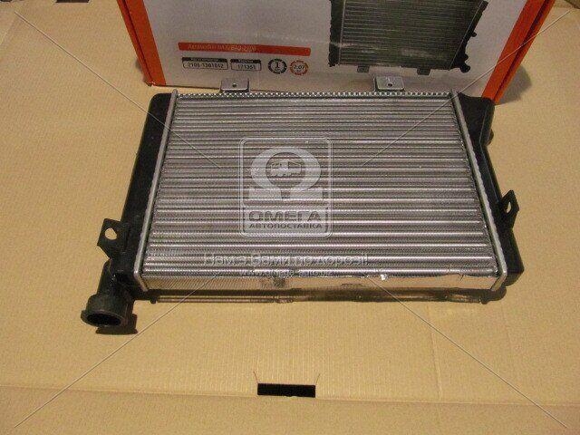 Радіатор охолодження ВАЗ-2106 (ДК) (1-й сорт)