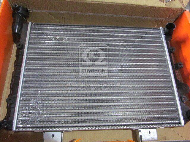 Радіатор охолодження ВАЗ 2107 (інж.) (ДК) (1-й сорт)