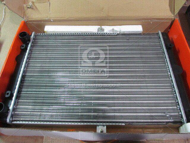 Радіатор охолодження ВАЗ 2108, 2109, 21099 (інжекторний) | Дорожня карта (без упаковки)