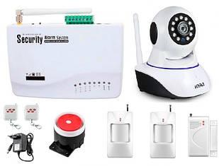 Сигнализация для дома офиса GSM G10A maxi (SDJFS78DFKFD)