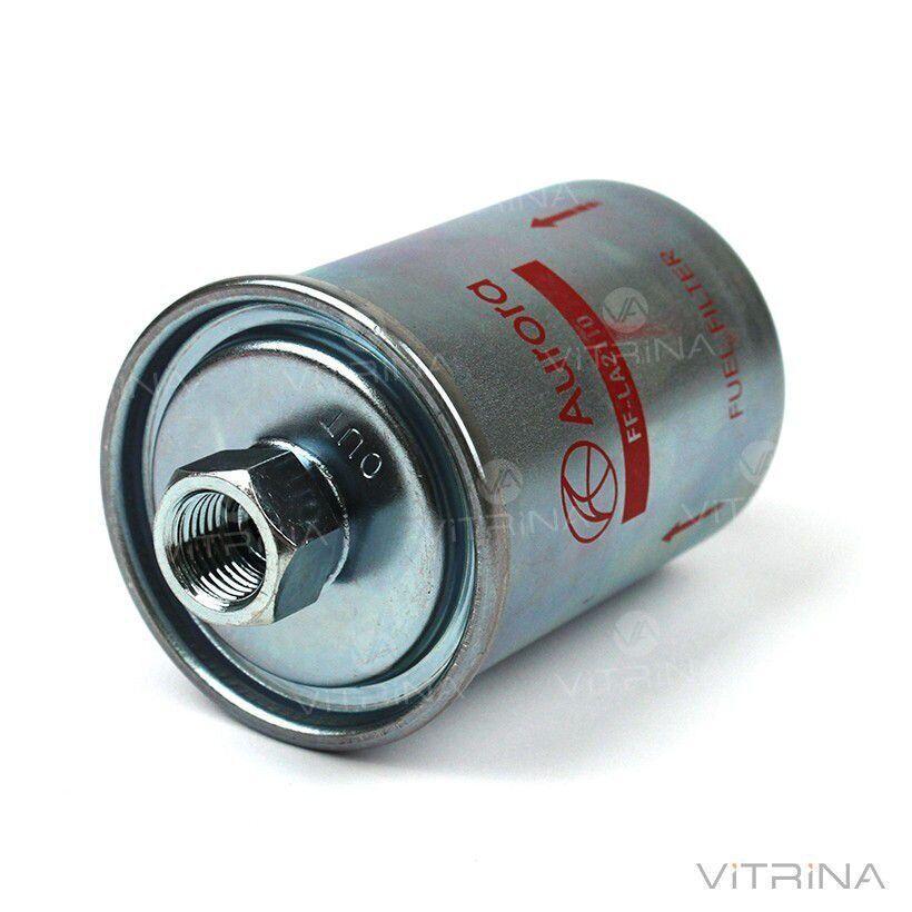 Фильтр топливный ВАЗ 2107-2115, 21213, 21214, 2131 Нива, 2170-2172 Приора (инж, под гайку) | AURORA FF-LA2110
