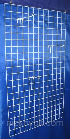 Торговое оборудование решетки  2000 х 1000 мм (ячейка 50х50)