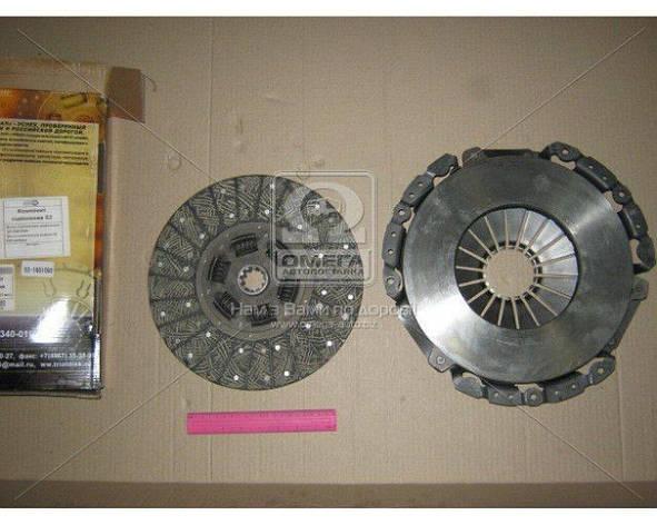 Сцепление ГАЗ, ПАЗ (корзина, диск нажимной усиленный) (комплект) | (ТРИАЛ), фото 2