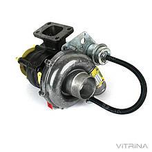 Турбина ГАЗ / Д-245.7-566; Д-245.7-165 / ТКР-6.1.03 с клапаном | 620.1118010.03 Турбоком