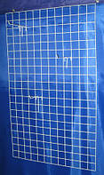 Решетка из проволоки для торговых точкек 1000 х 1000 мм (ячейка 50х50)