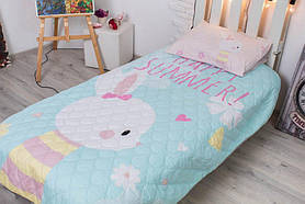 Детское покрывало CottonTwill Лето 145x205 см + наволочка 50x70 см