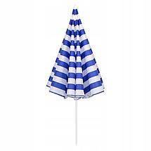 Пляжный зонт с регулируемой высотой и наклоном Springos 180 см BU0008, фото 3