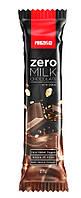 Протеиновый батончик (Zero Milk Chocolate with Almonds) 27 г 1/24 со вкусом молочного шоколада с хлопьями