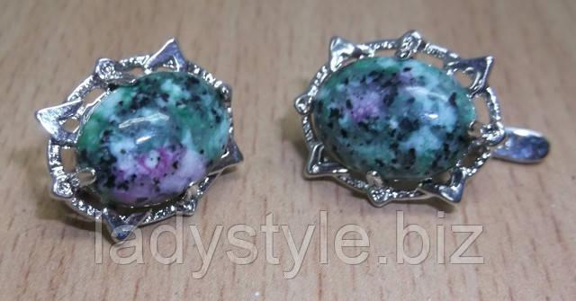 украшения комплект серебряные серьги кольцо купить набор подарок