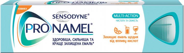 Зубная паста Sensodyne Pronamel комплексное действие 75 мл