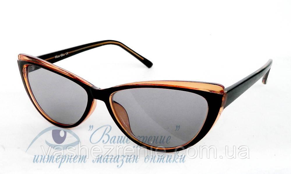 """Очки женские """"хамелеон"""", солнцезащитные Код:7341"""