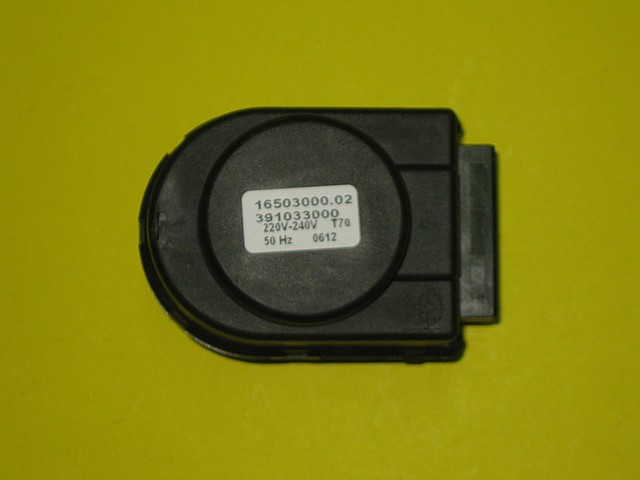 Электропривод (сервопривод) трехходового клапана 997147 Ariston Uno, фото 2