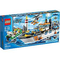 LEGO CITY 60014 Coast Guard Patrol Патруль береговой охраны