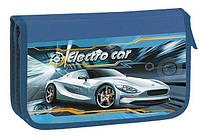Пенал твердый школьный KIDIS, серия Electro Car