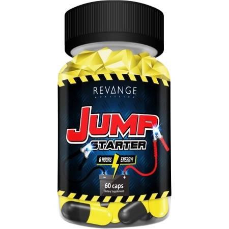Ноотроп Revange Nutrition Jump Starter 60 caps, фото 2