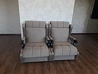 Перетяжка кресла для гостиной