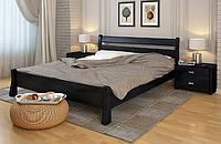 Кровать деревянная двухспальная Венеция венге. ТМ Arbor Drev. Акция -10%