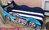 Кровать машина Феррари ШОК с матрасом от 1500х700