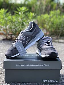 Оригинальные кроссовки (кеды) New Balance 997 Made in USA мужские US 11