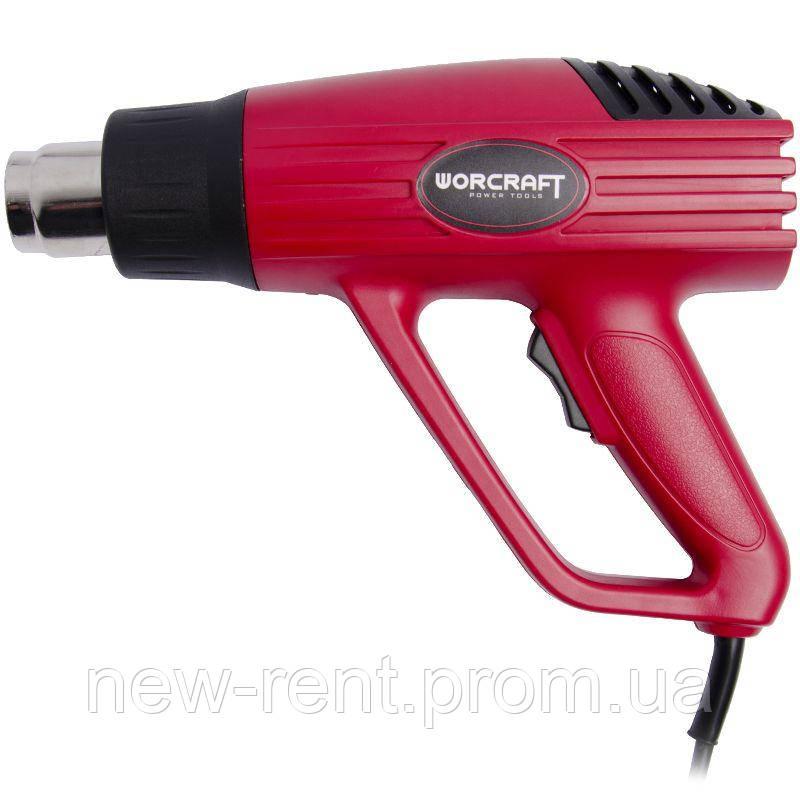 Фен промышленный (технический) Worcraft WHG-22-60