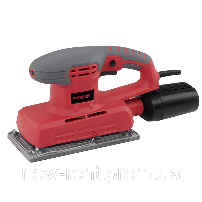 Шлифмашина вибрационная Worcraft FS-300