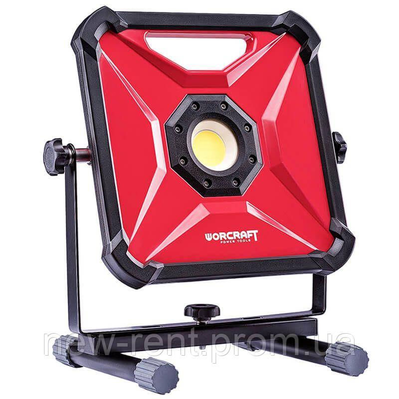 Портативная диодная лампа аккумуляторная Worcraft CLED-S20Li-30W без АКБ и ЗУ