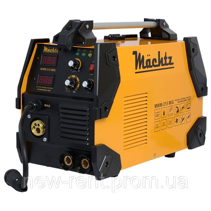 Сварочный аппарат Mächtz MWM-315 MIG