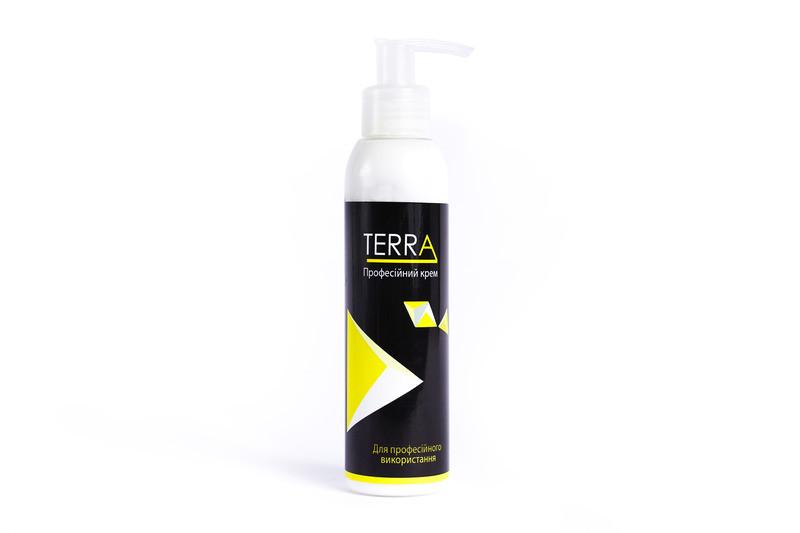 Профессиональный крем для рук TERRA