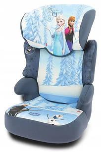 Автокресло NANIA BEFIX SP ANIMALS ZEBRE (9-36 кг)  Frozen