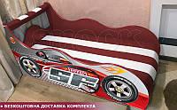 Кровать машина ФЕРРАРИ Hipe Drive  комплект от 1500х700