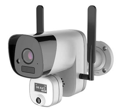 Wi-Fi камера для измерения температуры тела ZN-T3