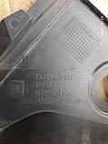 Накладка під лобове скло Opel Zafira B 13167228 1154682, фото 2