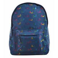 Рюкзак шкільний Yes ST-18 Jeans Meow (555414)