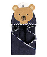 Дитячий рушник з капюшоном Капітан Hudson Baby