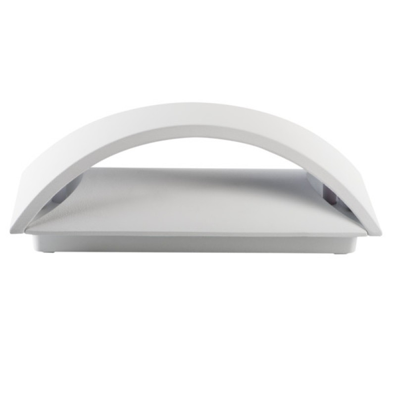 Светильник настенный BISO LED EL 8W-W, 4000k, IP54, белый, Kanlux 29261