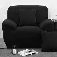 Чехол на кресло Karna. Черный