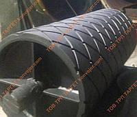 Футеровка барабанов конвейерных резиной общего назначения