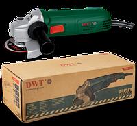 Угловая шлифовальная машина DWT  WS08-125 R