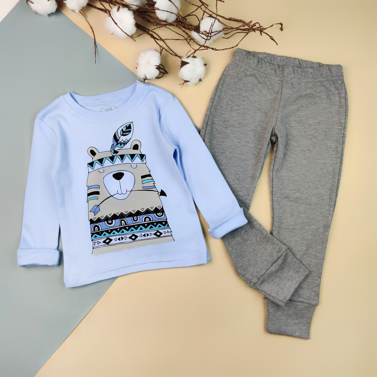 Пижама детская для мальчика 104, 110, 116