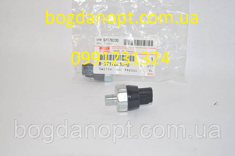 Датчик давления масла автобус Богдан а-091, а-092,грузовик isuzu 4hg1/4hg1-t оригинал Япония