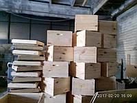 Вулик однокорпусний 10 рамок (230 мм) Улик однокорпусный 10-ти рамочный (230мм)