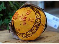 "Шу пуэр Сягуань Бао Янь ""Да Сюе Шань Шан Пин Тин Сы"", 2017 г, 250 г"
