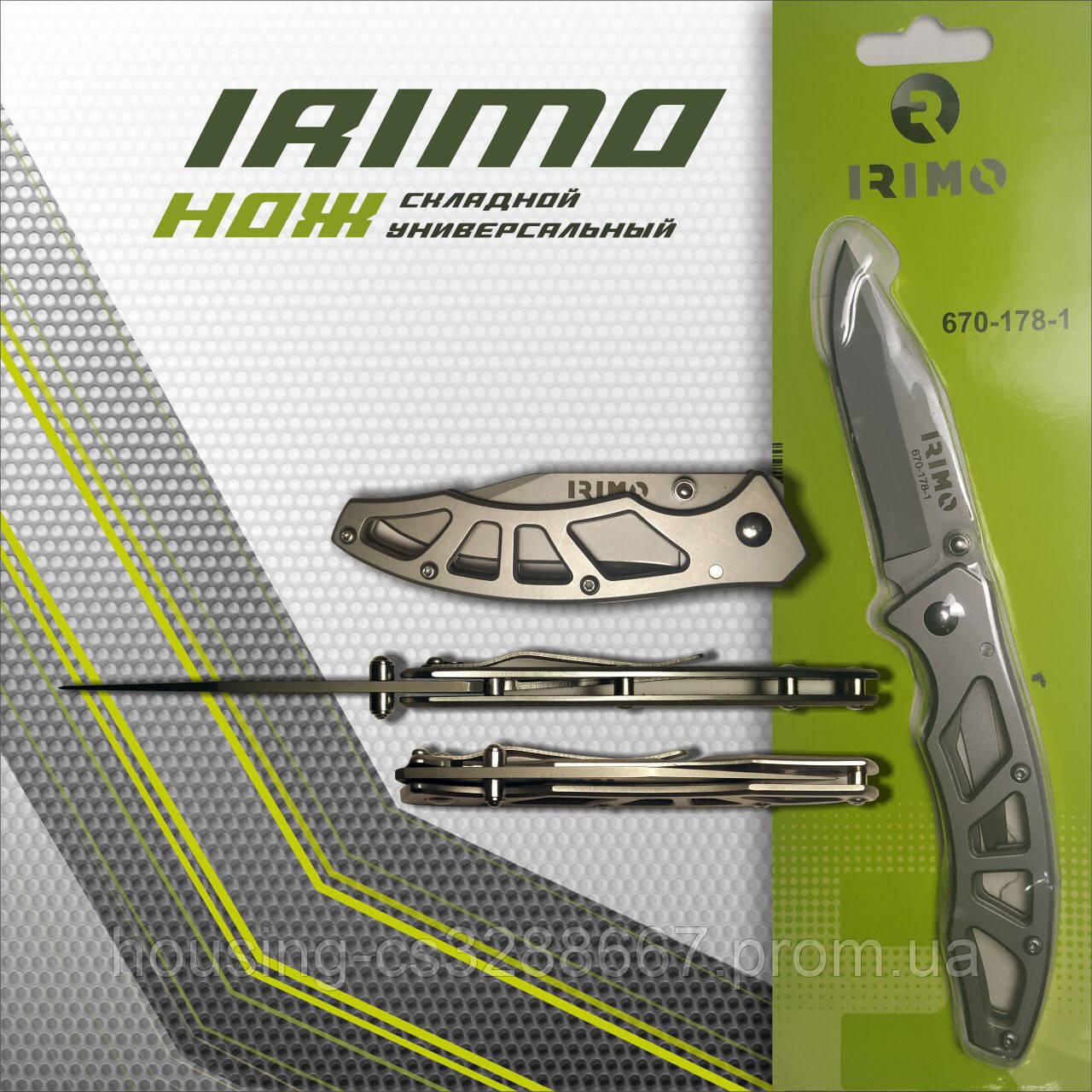 Нож складной Irimo 670-178-1 (Bahco)